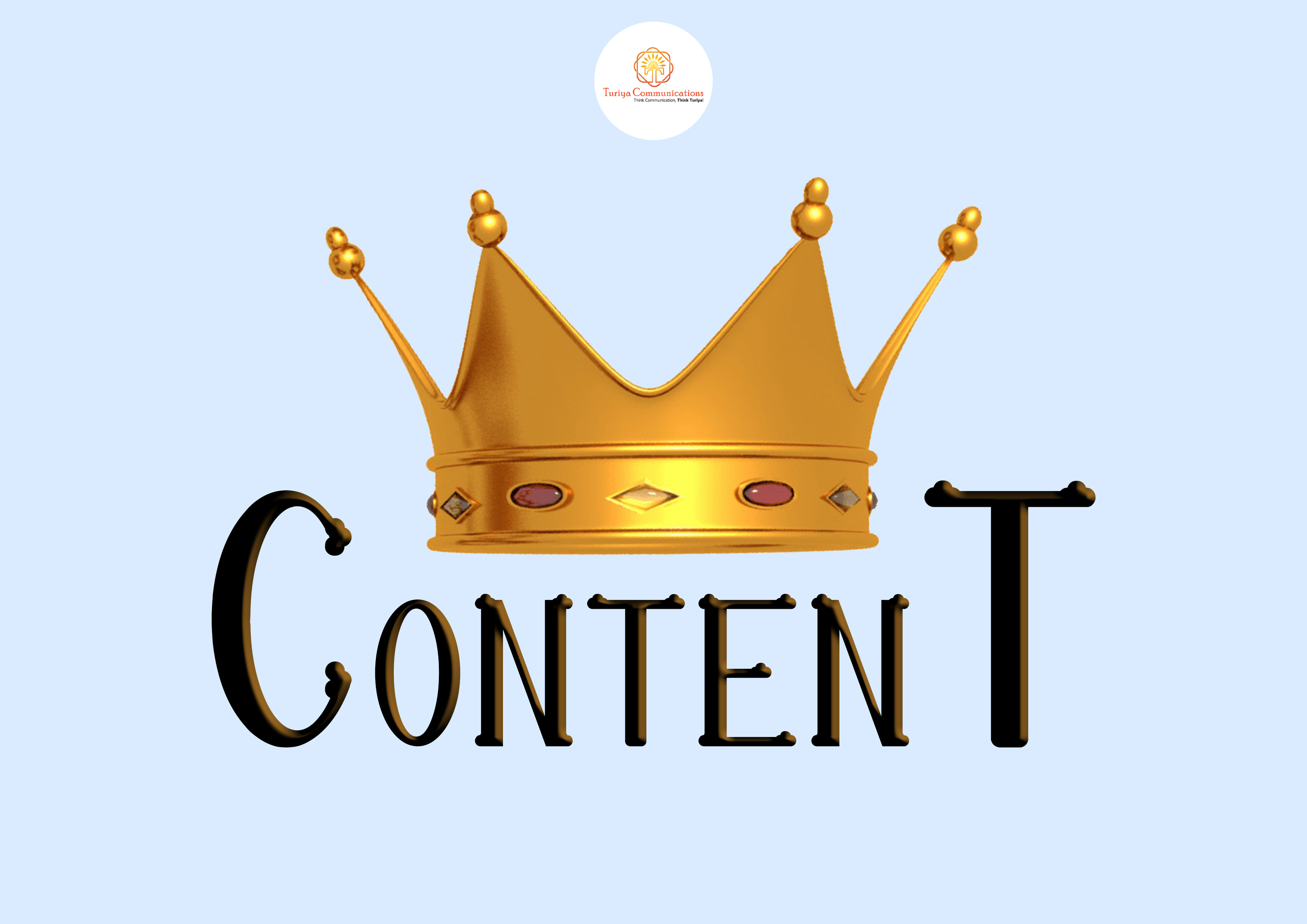 In Digital Marketing- Content is king