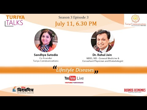 How to fight lifestyle diseases and stay fit for a better future?  - ft. Dr. Rahul Jain