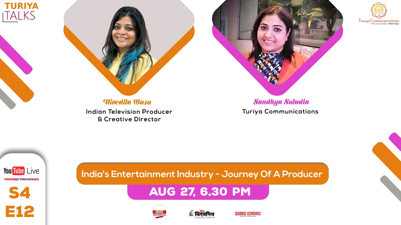 How to be a successful Producer in the Entertainment Industry ?  - Ft. Ms. Nivedita Basu