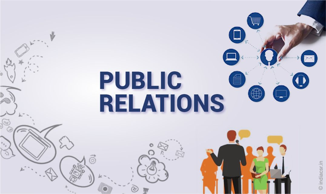 The importance of communication in Public Relations.
