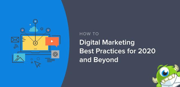 What are the best practices used by digital marketing agencies?