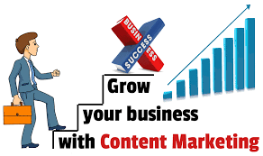 How to Grow Your Business with Content Marketing?