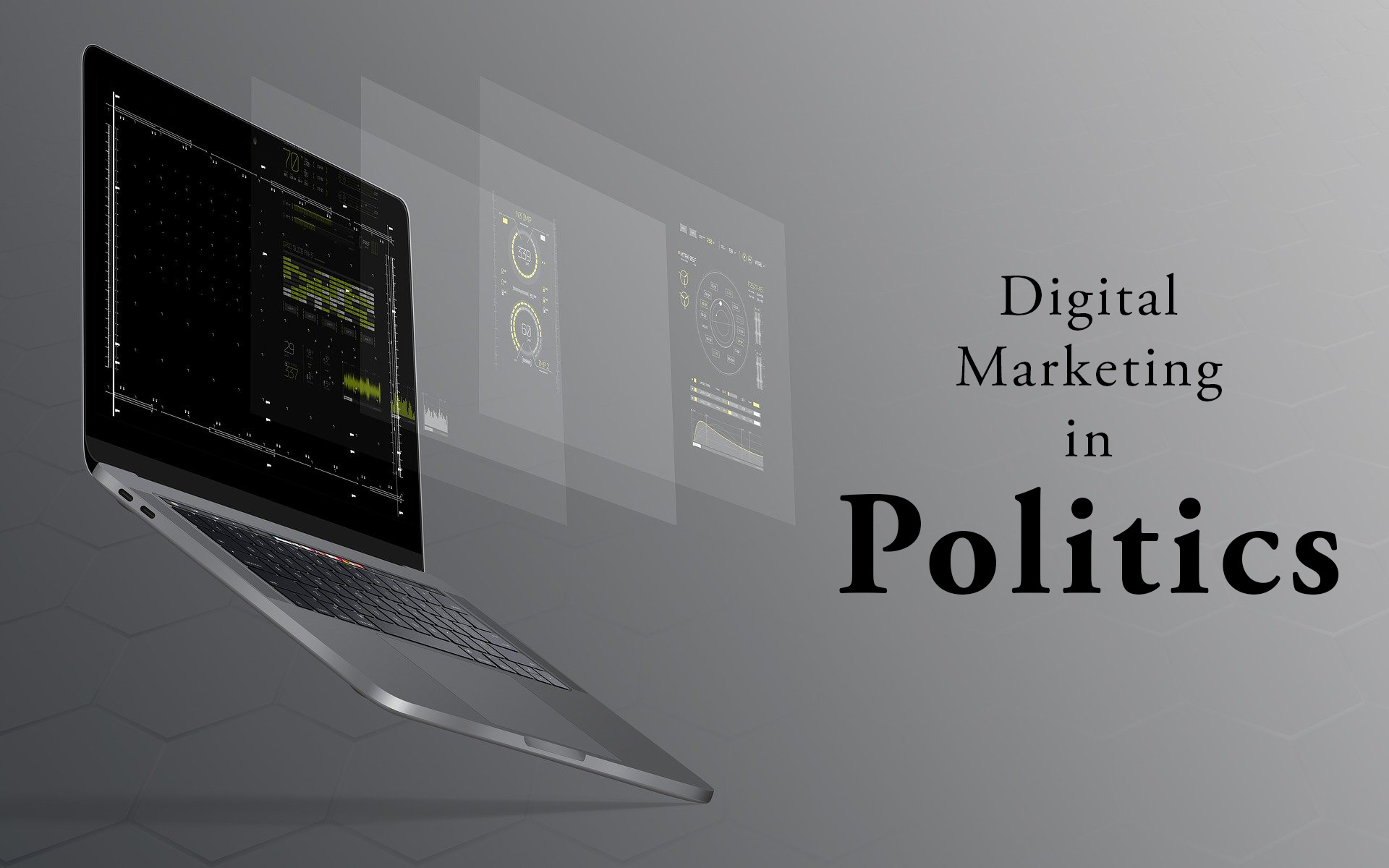 How digital marketing used by Political parties for Promotion