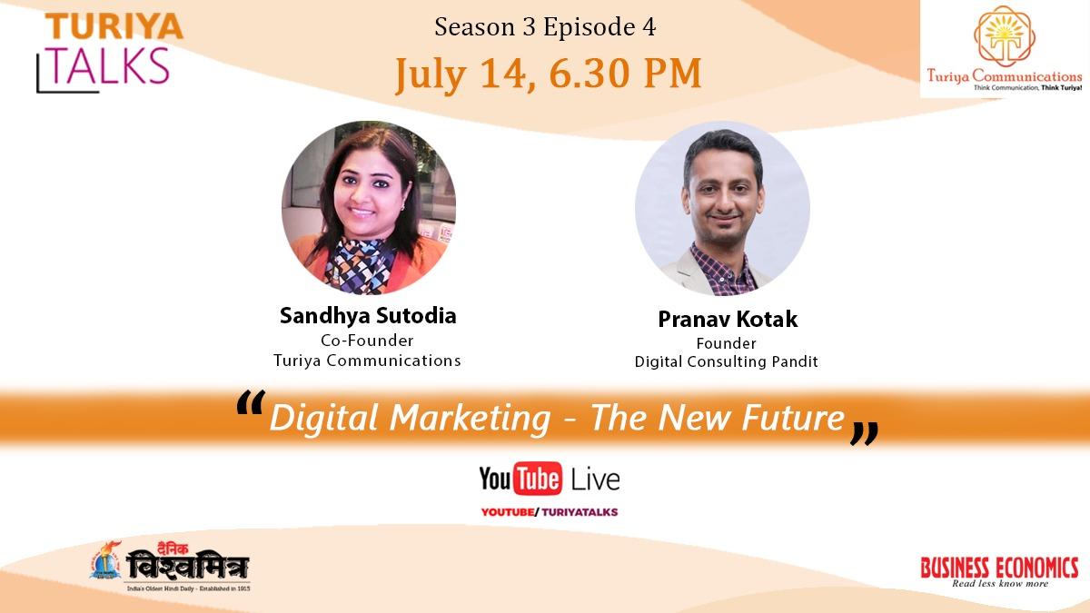 How To Grow Your Business Through Digital Marketing ft. Mr. Pranav Kotak