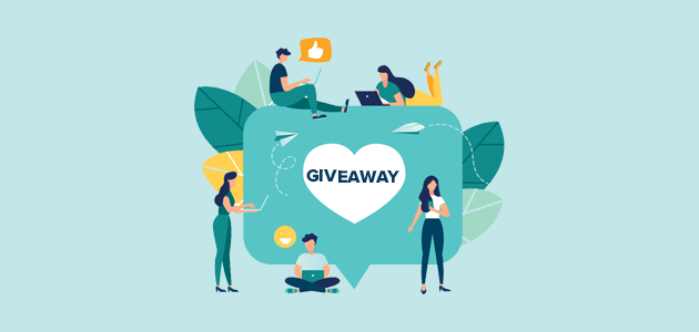 Advantages of running a contest or giveaway on social media