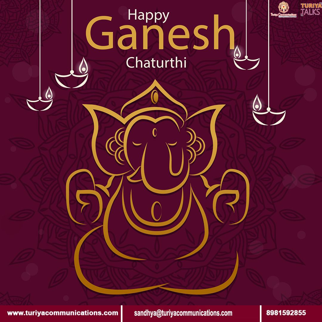 How to Celebrate Ganesh Chaturthi in Turiya Style!